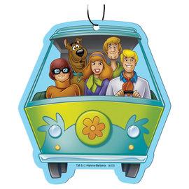 Spoontiques Accessoire pour voiture - Scooby Doo! - Mystery Machine Assainisseurs d'air Paquet de 3