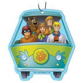 Spoontiques Car Accessory - Scooby Doo! - Mystery Machine Air Freshener Pack of 3