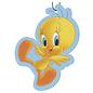 Spoontiques Accessoire pour voiture - Looney Tunes - Tweety Assainisseurs d'air Paquet de 3