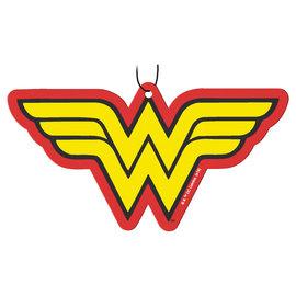 Spoontiques Accessoire pour voiture - DC Comics - Logo de Wonder Woman Assainisseur d'Air Paquet de 3