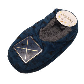 Bioworld Slippers - Harry Potter - Icons Blue for Kids