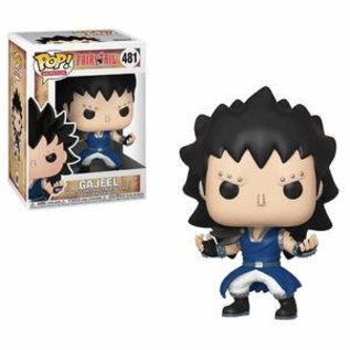 Funko Funko Pop! - Fairy Tail - Gajeel 481