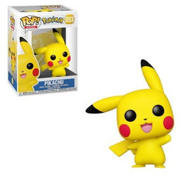 Funko Funko Pop! Games - Pokémon - Pikachu (waiving) 553