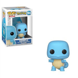 Funko Funko Pop! Games - Pokémon - Squirtle 504