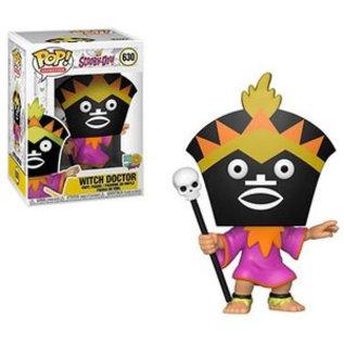 Funko Funko Pop! - Scooby-Doo! - Witch Doctor 630