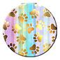 Spoontiques Miroir Compact - Animaux - Imprimé de Pattes