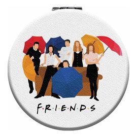 Spoontiques Compact Mirror - Friends - Group