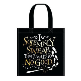 Bioworld Reusable Bag - Harry Potter - I Solemnly Swear Tote
