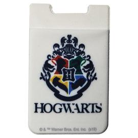 Spoontiques Accessoire pour téléphone - Harry Potter - Blason de Poudlard Porte-Carte Autocollant