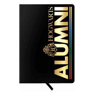 Spoontiques Carnet de Notes - Harry Potter - Alumni de Poudlard Noir Holographique