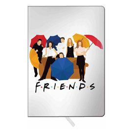 Spoontiques Carnet de Notes - Friends - Groupe