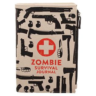 Bioworld Carnet de notes - Zombies - Journal de Survie Attaque de Zombie