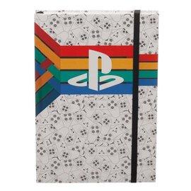 Bioworld Carnet de Notes - Playstation - Manettes Retro