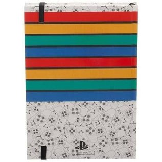 Bioworld Carnet de Notes - Playstation - Manettes Retro