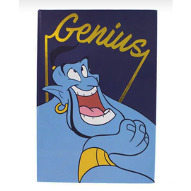 Paladone Carnet de notes - Disney - Aladdin Génie
