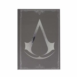 Paladone Carnet de Notes - Ubisoft - Assassin's Creed Logo Argenté