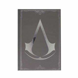 Paladone Carnet de note - Ubisoft - Assassin's Creed Logo Argenté