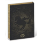 Pyramid America Carnet de Note - The Legend of Zelda - Triforce en Métal Doré Brillant