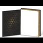 Pyramid America Carnet de Notes - The Legend of Zelda - Triforce en Métal Doré Brillant