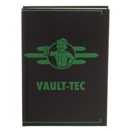 Bioworld Carnet de Notes - Fallout - Vault-Tec