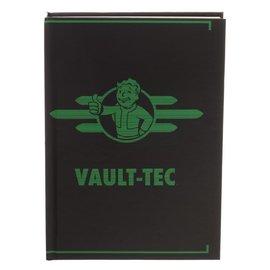 Bioworld Notebook - Fallout - Vault-Tec