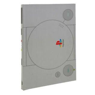 Paladone Carnet de Notes - PlayStation - Console Originale