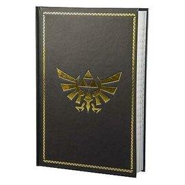 Paladone Notebook - The Legend of Zelda - Shiny Golden Hyrule Crest
