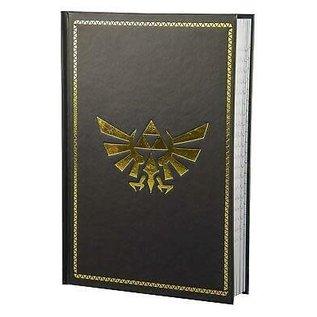 Paladone Carnet de notes - The Legend of Zelda - Logo d'Hyrule Doré Brillant