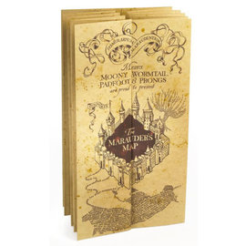 Noble Collection Collectible - Harry Potter - Real Life Size Marauder's Map Replica