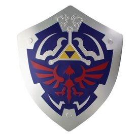 Paladone Enseigne en métal - The Legend of Zelda - Bouclier D'Hyrule en Métal
