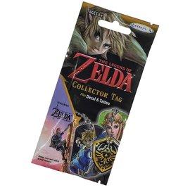 Other Sac mystère - The Legend Of Zelda - Plaque d'Identité de Collection