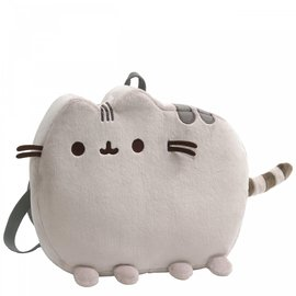 Gund Backpack - Pusheen - Pusheen Plushy Purse 3D