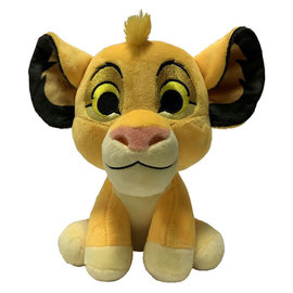 Import Dragon Peluche -  Disney - Le Roi Lion: Simba 12""