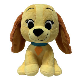 Import Dragon Plush - Disney - Lady and the Tramp: Lady 12""