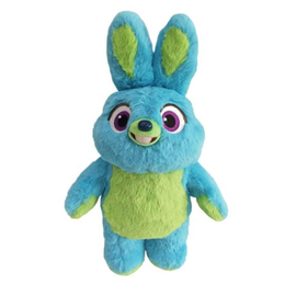 "Import Dragon Peluche - Disney - Histoire de Jouets 4: Bunny 11"""