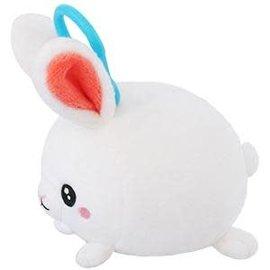 """Squishable Peluche - Squishable - Micro Lapin Touffu avec Clip 3"""""""