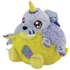 """Squishable Peluche - Squishable - Mini Digimon: Gabumon Édition Limitée Série 1 7"""""""