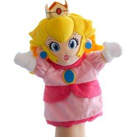 Hashtag Collectibles Peluche - Nintendo Super Mario Bros. - Marionnette de Princesse Peach