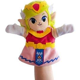 Hashtag Collectibles Peluche - The Legend of Zelda - Marionnette de Zelda