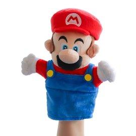 Hashtag Collectibles Peluche - Nintendo - Super Mario: Marionnette de Mario