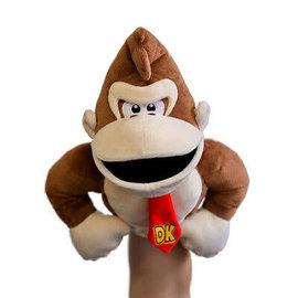 Hashtag Collectibles Peluche - Nintendo - Super Mario: Marionnette de Donkey Kong