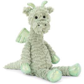 Jellycat Peluche - Jellycat - Je suis Dainty le petit dragon *Liquidation*