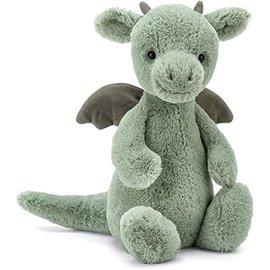 Jellycat Peluche - Jellycat - Je suis Bashful le petit dragon