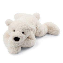Jellycat Peluche - Jellycat - Je suis Perry l'ours polaire étendu