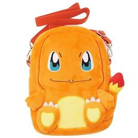 ShoPro Purse - Pokémon - Charmander Plushy Side Bag