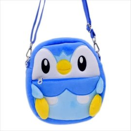 ShoPro Purse - Pokémon - Piplup Plushy Side Bag