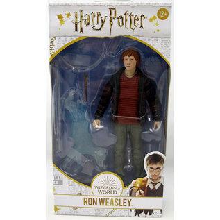 McFarlane Figurine - Harry Potter - Ron Weasley et Patronus