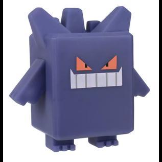 """Wicked Cool Toys Figurine - Pokémon - Pokémon Quest Gengar 4"""""""