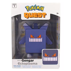 Wicked Cool Toys Figurine - Pokémon - Pokémon Quest Gengar 4""
