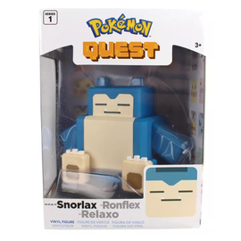 Wicked Cool Toys Figurine - Pokémon - Pokémon Quest Snorlax 4""